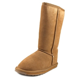 Emu Australia Wallaby Hi   Round Toe Suede  Winter Boot