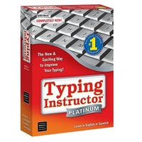 Individual Software 8037781 Typing Instructor Platinum 21