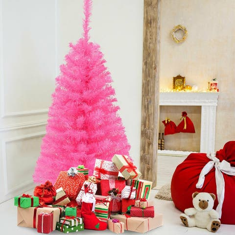 3 ft Premium Artificial Christmas Mini Tree with Stand