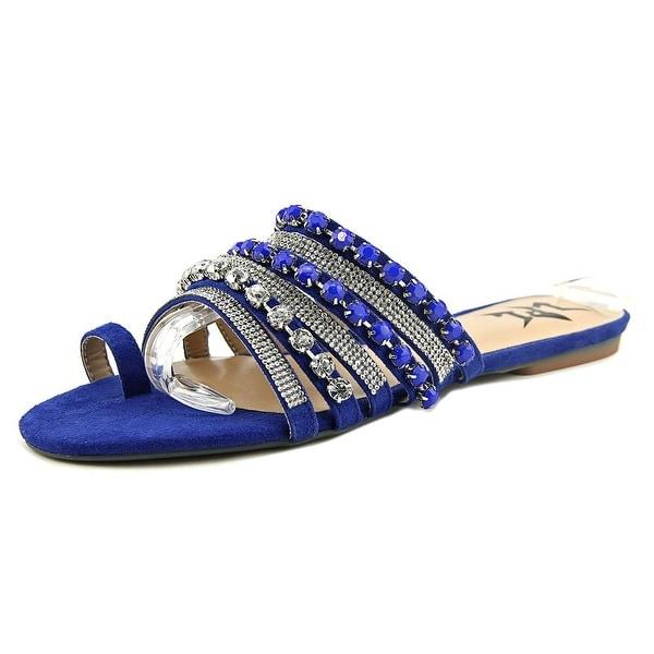 Lust for Life Delite Women Open Toe Canvas Blue Sandals