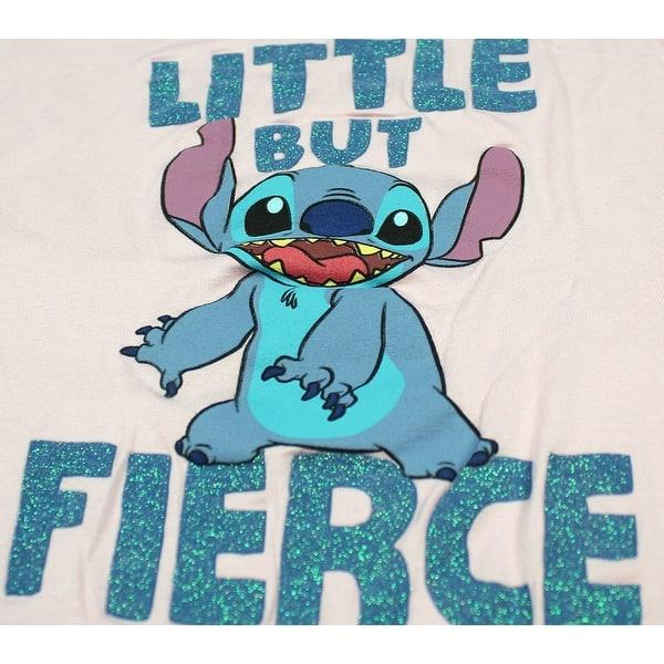 Disney Lilo And Stitch Toddler Girl/'s Stitch Is My Spirit Animal Burnout T-Shirt