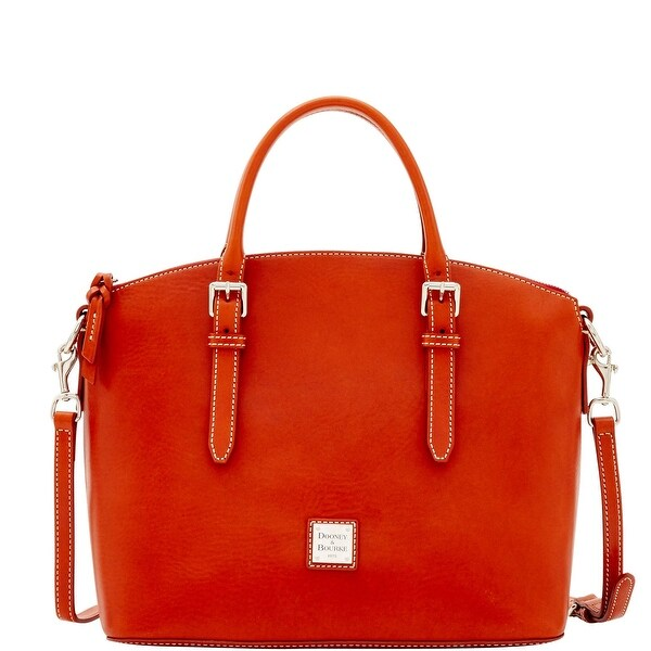 Dooney & Bourke Florentine Nuovo Domed Satchel (Introduced by Dooney & Bourke at $428 in Dec 2016)