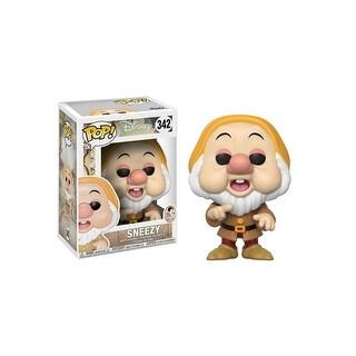 POP! Disney: Snow White- Sneezy Vinyl Figure