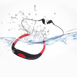 Aqua Tunes Bluetooth Waterproof Sports Headphones