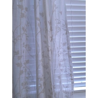 Madison Park Aramo 84-inch Curtain Panel