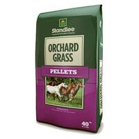 Standlee 1375-30101-0-0 Premium Western Forage Premium Orchard Grass Pellets, 40 Lb