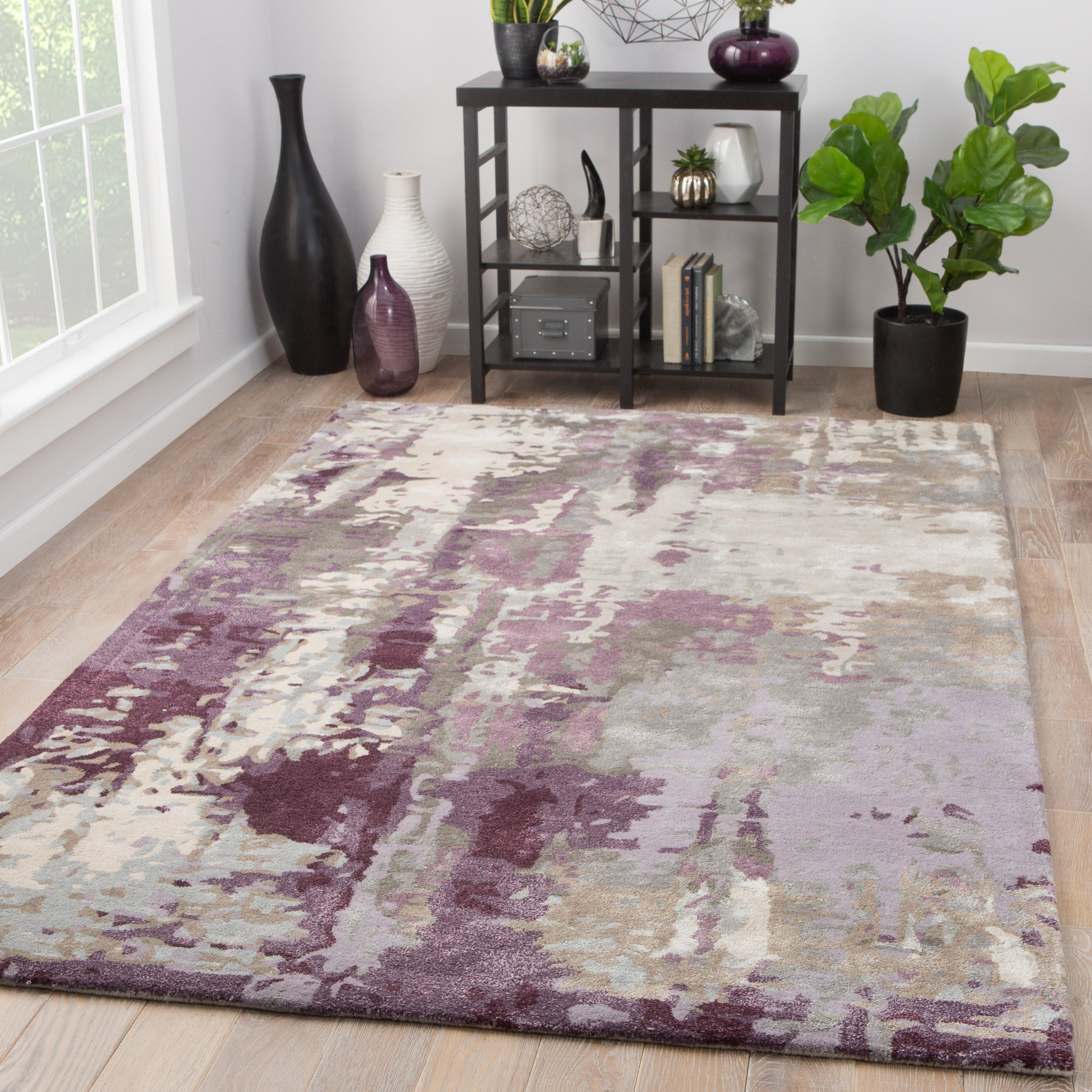 Prose Handmade Abstract Area Rug On Sale Overstock 20582898
