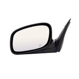 Pilot Automotive LN3309410 Lincoln Town Car Black Power Heated Replacement Side Mirror (2 options available)