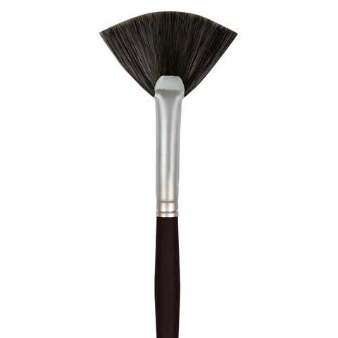 Grumbacher - Academy Multimedia Brush - Fan - 4