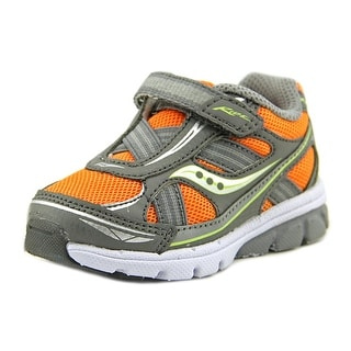 Saucony Boys Baby Ride EW Synthetic Fashion Sneakers