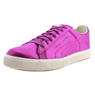 Puma By Sergio Rossi SR Clyde   Round Toe Synthetic  Sneakers