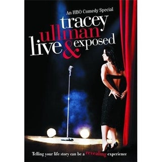 Tracey Ullman: Live And Exposed DVD Movie 2005