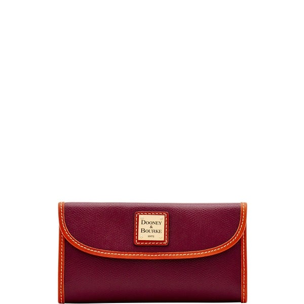 Dooney & Bourke Claremont Continental Clutch (Introduced by Dooney & Bourke at $128 in Sep 2017)