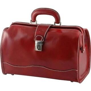 Alberto Bellucci Giotto Doctor's Bag Red - us one size (size none)