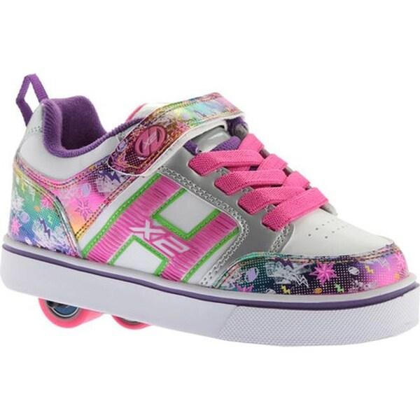 2b7464a155e14 Shop Heelys Children's Bolt Plus X2 Lighted White/Silver/Rainbow ...
