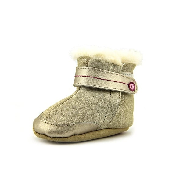 Stride Rite PG50609 Infant  Round Toe Suede  Bootie