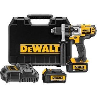 DEWALT DCD985L2 20-Volt MAX Li-Ion Premium 3.0 Ah Hammerdrill/Driver Kit (Refurbished)