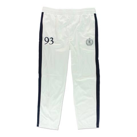 Ecko Unltd. Mens Crown Lion Slim Athletic Track Pants