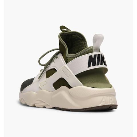 Nike Mens Air Huarache Run Se Fabric Low Top Lace Up Walking Shoes