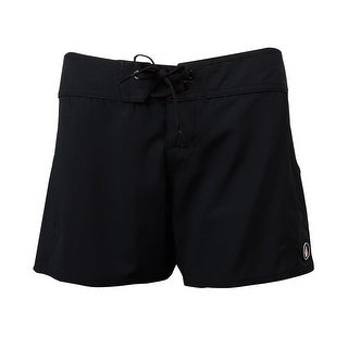 Volcom Juniors' 'Simply Solid' Board Shorts