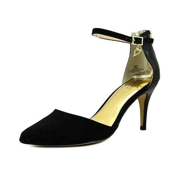 Thalia Sodi Womens VANESSA Closed Toe Ankle Strap D-orsay Pumps
