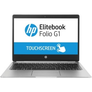 HP EliteBook Folio G1 W0R84UT Notebook PC - Intel Core m7-6Y75 (Refurbished)