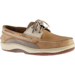 Sperry Top-Sider Men's Billfish 3-Eye Boat Shoe Tan/Beige