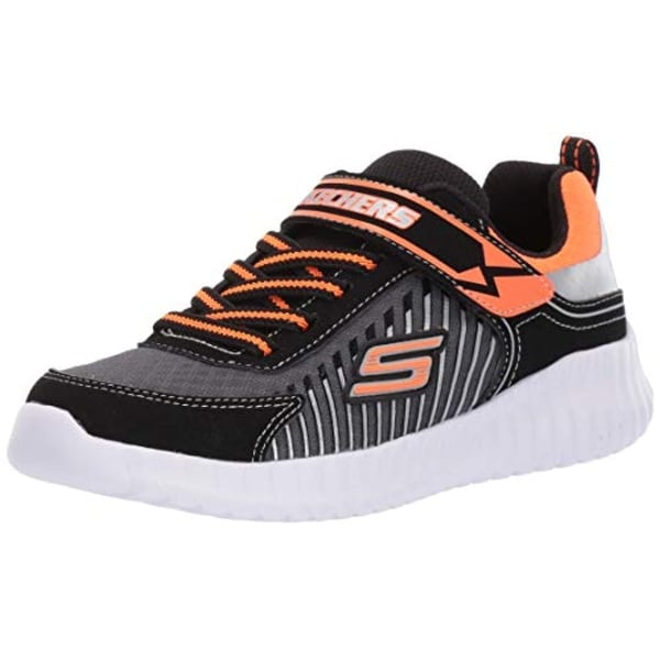 Skechers Kids Boys Elite Flex Over Surge Sneaker,