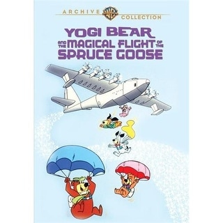 Yogi Bear And The Magical Flight Of The Spruce Goose DVD Movie 1987