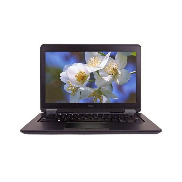 """Dell Latitude E7250 Core i5-5300U 2.3GHz 8GB RAM 250GB SSD Win 10 Pro 12.5"""" laptop (Refurbished)"""