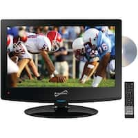 "Supersonic SC-1512 15.6"" 720p AC/DC LED TV/DVD Combination"