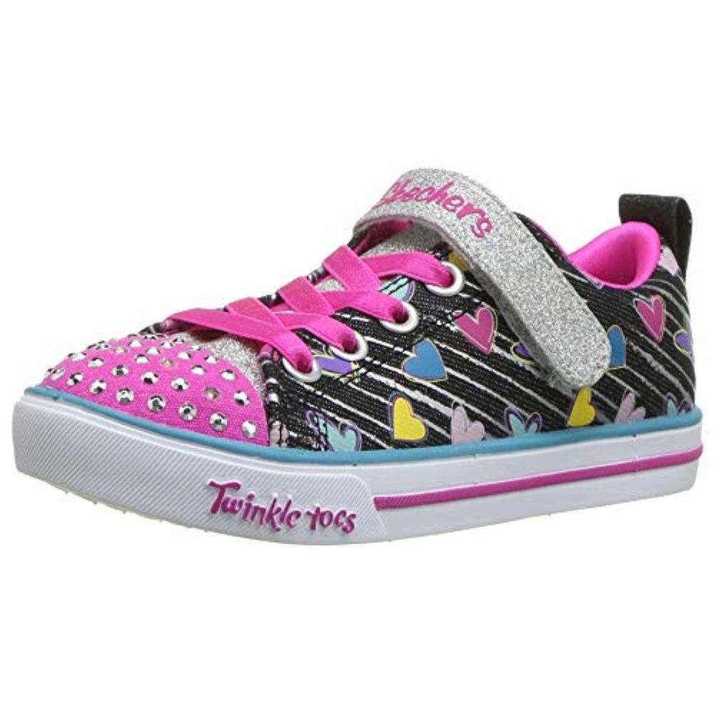 Turquoise 125 Medium US Little Kid Sperry Girls Skysail Sneaker