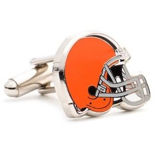NFL Cleveland Browns Cufflinks - Brown