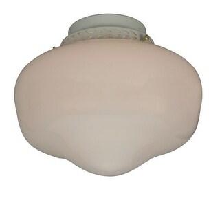 Craftmade LK3 Single Light Ceiling Fan Light Kit