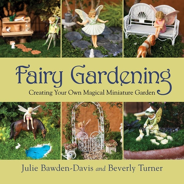 Skyhorse Publishing-Fairy Gardening
