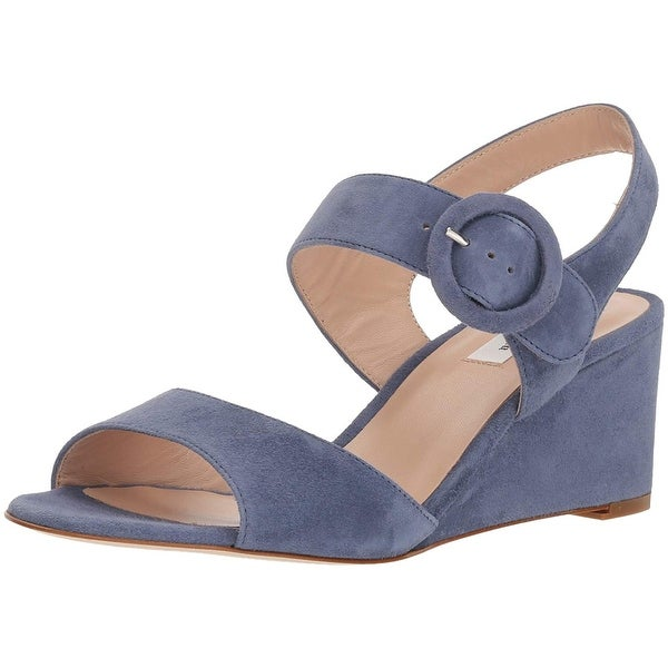 ab10d4fca7 Shop L.K. Bennett Womens Baukey Open Toe Casual Ankle Strap Sandals ...