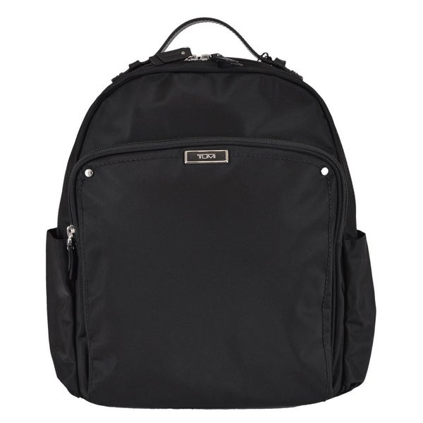 Tumi 481970 BLACK Nylon Small Rucksack Backpack