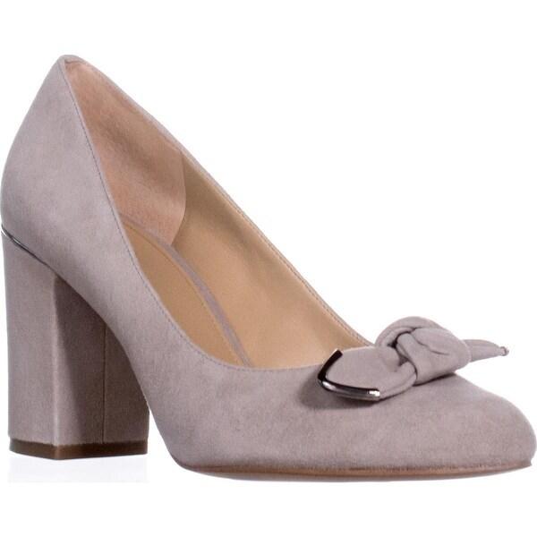 MICHAEL Michael Kors Liza Dress Pumps, Cement