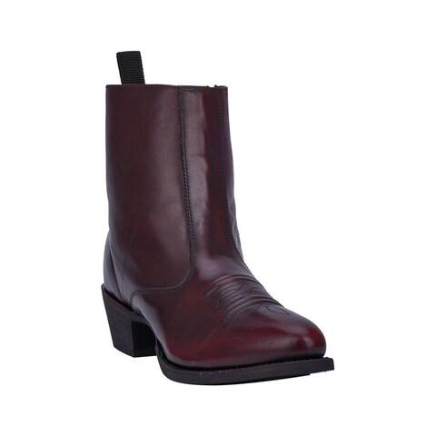 "Laredo Fashion Boots Womens 7"" Shaft Fletcher Black Cherry"