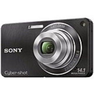 Sony Cyber-shot DSC-W350/B 14.1 Megapixels Digital Camera - 4x (Refurbished)