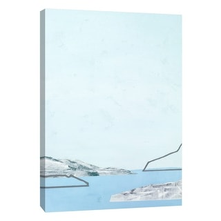"PTM Images 9-108510  PTM Canvas Collection 10"" x 8"" - ""Formations 1"" Giclee Nautical and Ocean Art Print on Canvas"