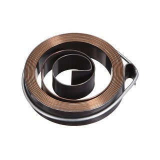 Drill Press Spring Quill Feed Return Coil Spring Assembly 1540mm 54x12x0.7mm - 0.7 x 12 x 1540mm