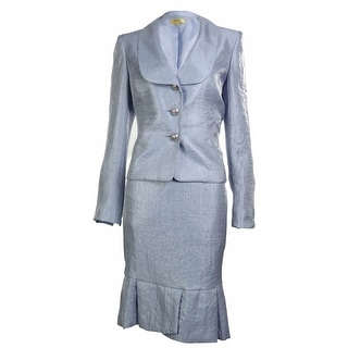 Kasper Womens Business Suit Skirt Set - 4