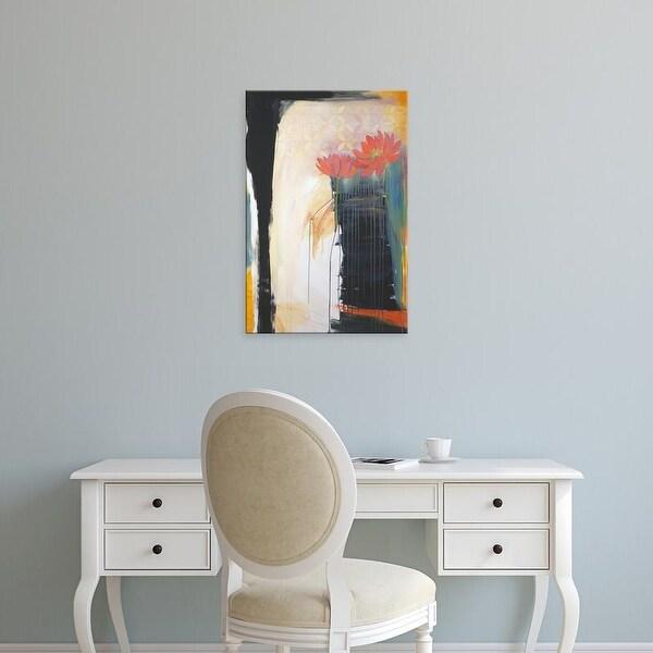Easy Art Prints Jodi Fuchs's 'Billboard For Love I' Premium Canvas Art