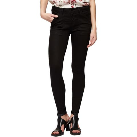 Sanctuary Womens Admiral Skinny Pants Ankle Casual