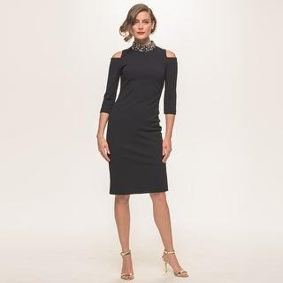 Eliza J Women's Dress, EJ6M3081, Navy, 6