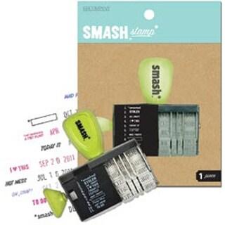Date Smash Stamp-