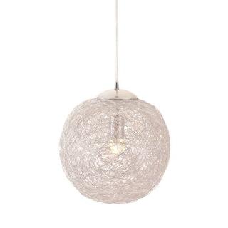 Zuo Modern Opulence Pendant Opulence 1 Light Pendant with Globe Shade
