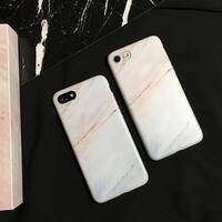 Simple Unique Marble Pattern Iphone 6 6s Plus 7 7 7 Plus Cover Case