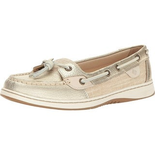 Sperry Womens Dunefish Closed Toe Boat Shoes